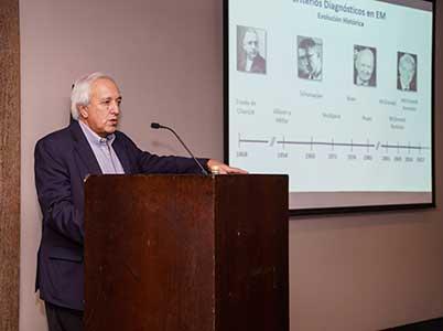 conferencia cientifica esclerosis multiple