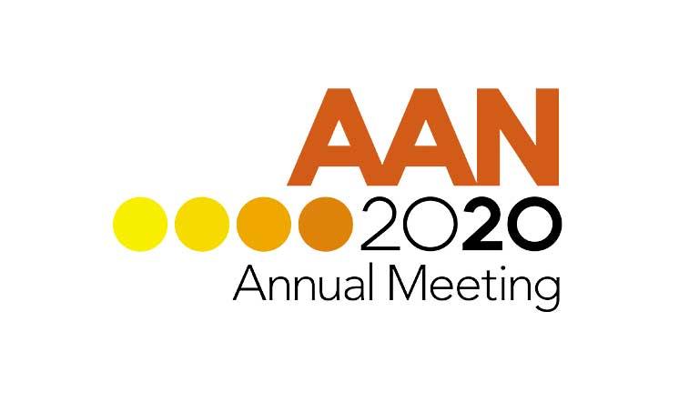 2020 AAN Reunión Anual