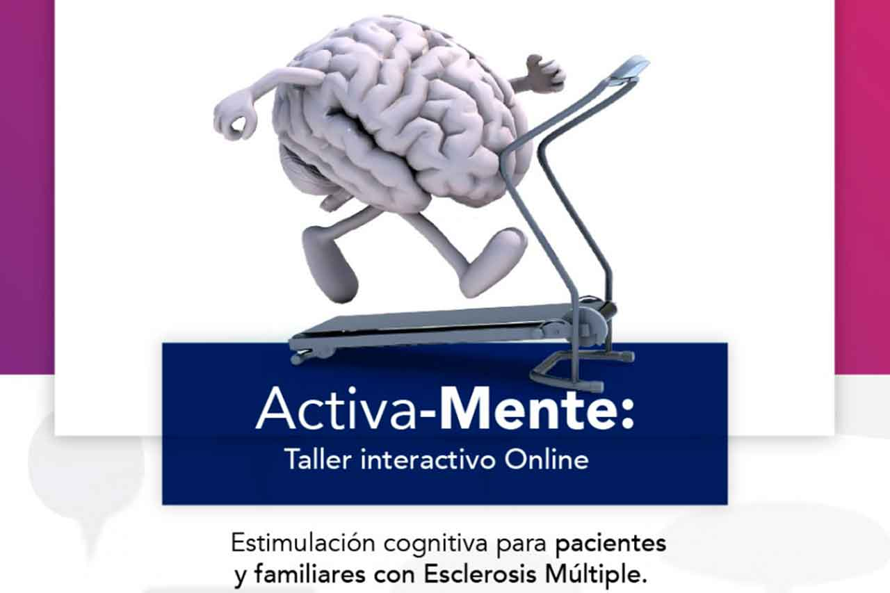 "Taller interactivo online: ""Activa-Mente"""